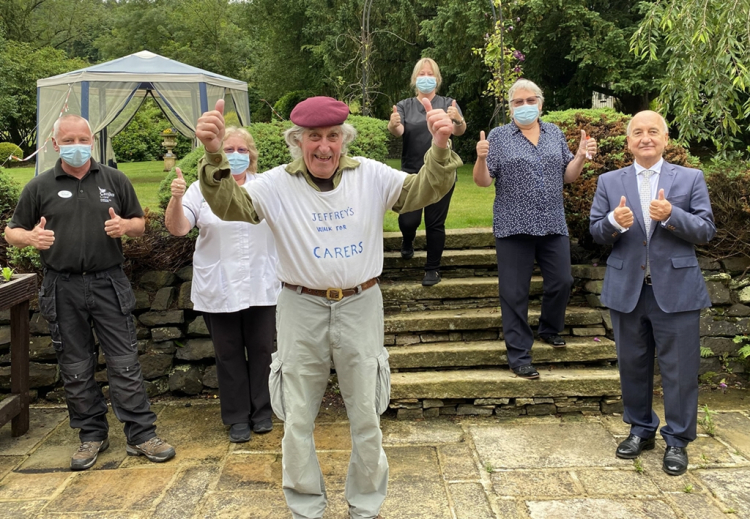Bingley fundraising veteran welcomed by Czajka
