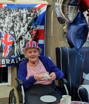 VE Day celebrations at Czajka Care Group