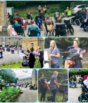 Mini music festival brings joy to all at Staveley Birkleas