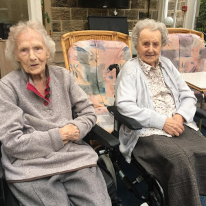 Centenarians celebrate birthday bonanza at Czajka Care Group