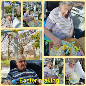 Easter extravaganza at Czajka Care Group